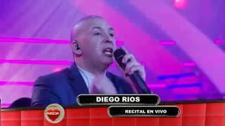 Diego Rios en vivo en Pasion de Sabado 11 6 2016