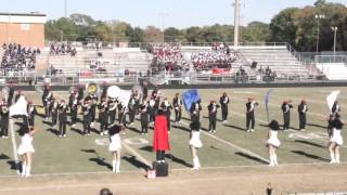 Thomas Jefferson HS Marching Band (Richmond, VA) Takes 1st Place