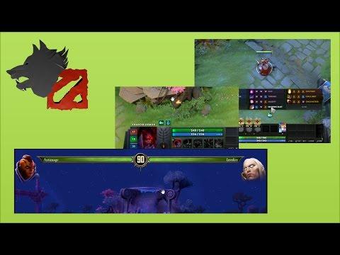 Обсуждаем изменения HUD(интерфейса) в Dota 2, + варианты от игроков