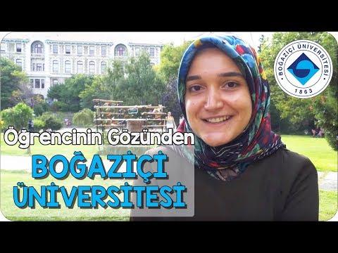 Boğaziçi  Üniversitesi'ni...