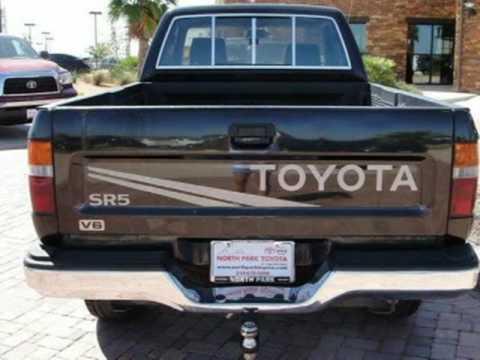 Toyota San Antonio Tx >> 1991 TOYOTA TRUCK PICKUP San Antonio TX - YouTube