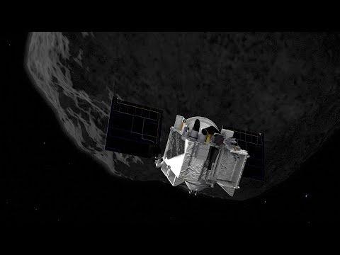 Arriving at Asteroid Bennu