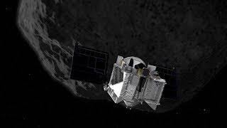 Arriving at Asteroid Bennu