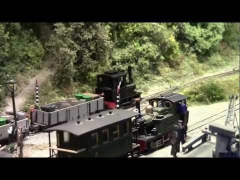 On Traxs! 2013 - narrow gauge layouts