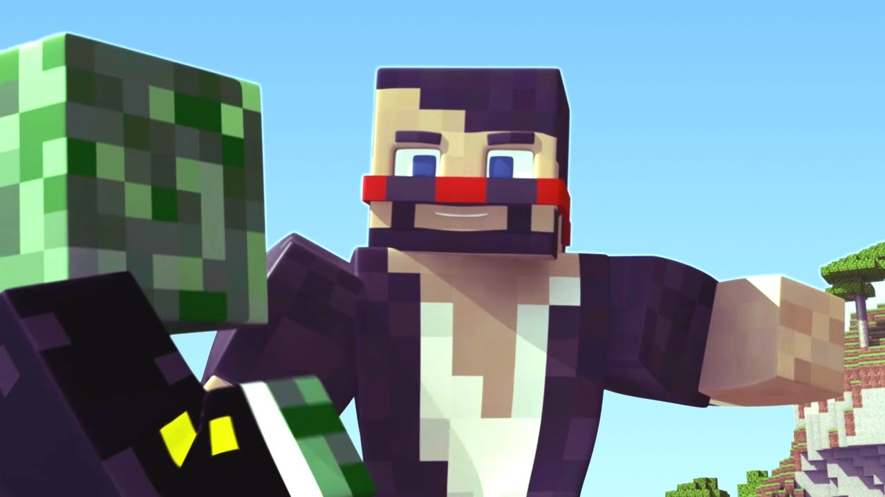 STRENGTH POTION – Mianite Highlight (Minecraft Animation)
