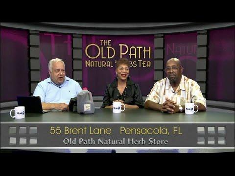 Old Path Natural Herb Tea