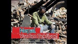 TimeToHelp Nepal Depremi, Yardım Videosu