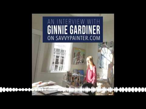 Artistic Inspiration, with Ginnie Gardiner