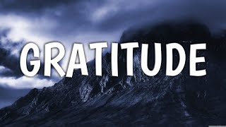Jason Mraz - gratitude (Lyrics)