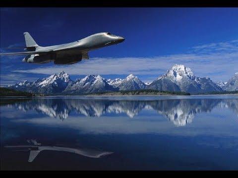 Rockwell B-1 Lancer Supersonic Strategic bomber [HD]-2014 ... B1 Lancer Supersonic