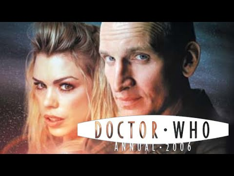 REVIEW: Doctor Who Annual 2006