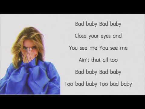 Giulia Be - Too Bad lyrics