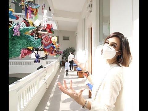 UNA MAÑANA EN EL MUSEO DE ARTE POPULAR MEXICANO: BIBY GAYTÁN