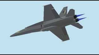 F/A-18 Hornet - Rescue the Captain! (Mac Abandonware)