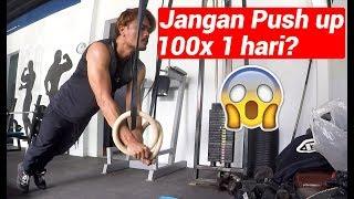 Baixar Latihan Otot Dada Calisthenics Combo (Alternatif Push up), Jangan 100 Kali Sehari | PMB