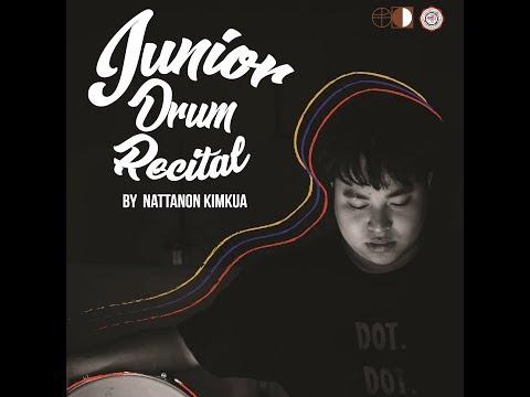 """Drum Recital """"Mee Nattanon"""""""