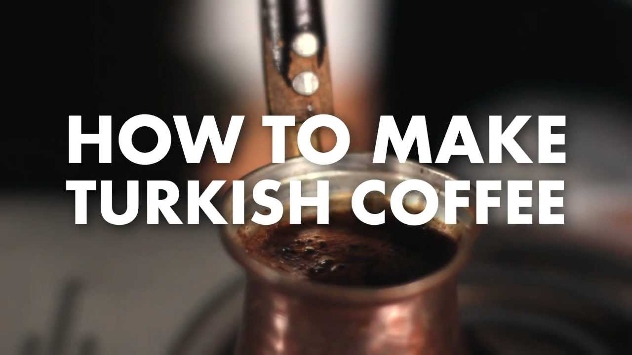 How to brew coffee in a turk, recipes