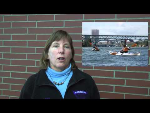 Oregon State Marine Board's Non-Motorized Boater Outreach