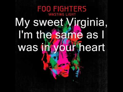 Foo Fighters - Arlandria (lyrics, HQ)