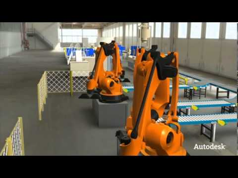 Autodesk Factory Design Suite : (Case Study) Feige Filling GmbH Integrate workflows easily