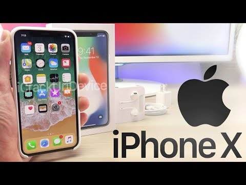 Download Youtube: iPhone 10: Unboxing and Review! (Hands On Setup)