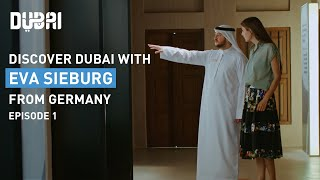 Discover Dubai's Rich Heritage with Eva Sieburg from Germany - Episode 1 | Visit Dubai