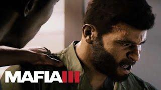 Mafia III сюжетный трейлер «Дорога в один конец»  [Русская Озвучка]