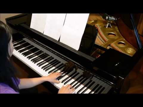 Little Me Unplugged (piano part) - Little Mix [Transcribed by Florence Lang, Adelaide piano teacher]