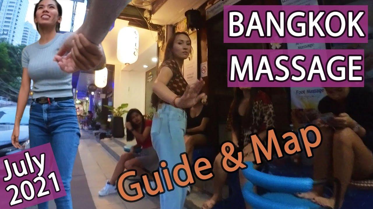 Guide to Bangkok Massage Shops - Part 1 | July 2021