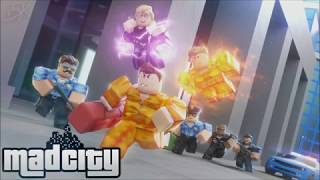 MADCITY, ROBLOX - Bank Job!