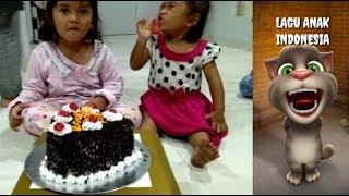 LAGU SELAMAT ULANG TAHUN | HAPPY BIRTHDAY SONG | LAGU ANAK INDONESIA
