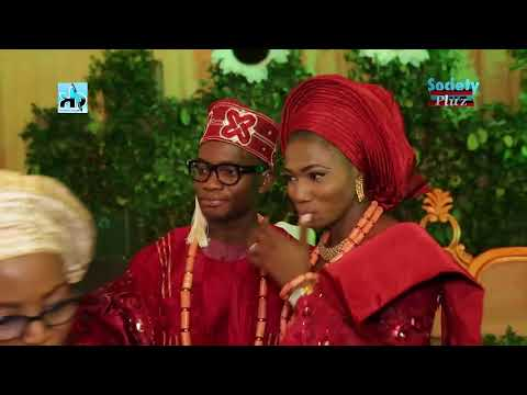 MEGA CHICKEN'S BOSS HOLDS TRADITIONAL WEDDING FOR DAUGHTER IN LAGOS || NIGERIAN WEDDING