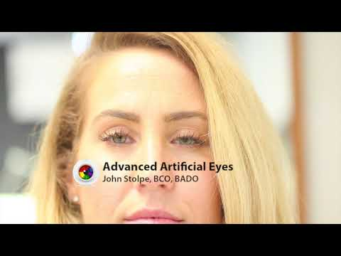 Dilating Pupil in Digital Prosthetic Eye from Advanced Artificial Eyes
