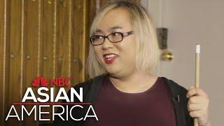 Why comedian Robin Tran Says Comedy Saved Her Life | Break Shot | NBC Asian America