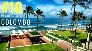 Amazing Places in Colombo | Tourist Spots in Srilanka | Tourism | #018