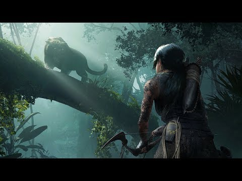 Shadow of the Tomb Raider: One with the Jungle Gameplay Reveal [NR]