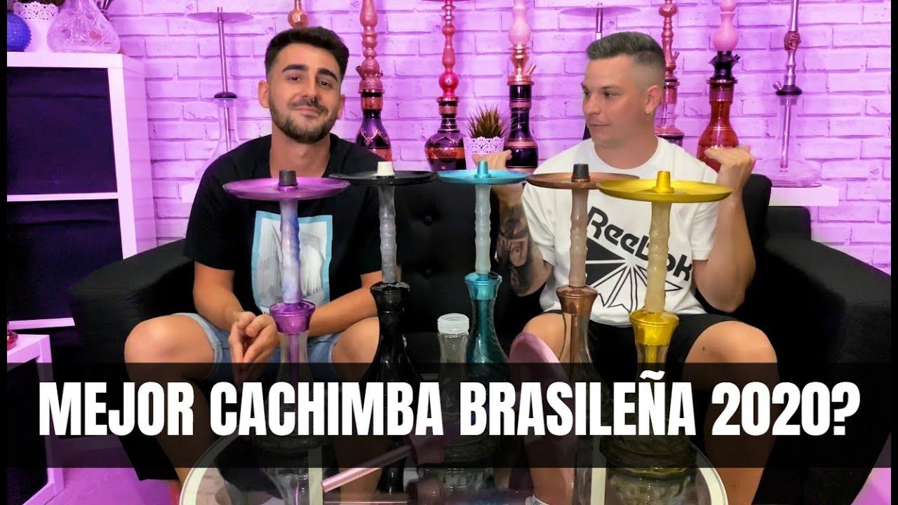 Nueva BRASILEÑA en Smoke Shisha - Review Mahalla Hype