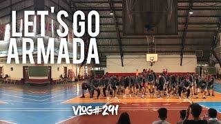 Video 291st VLOG | MARCH 31 2017 | LET'S GO ARMADA!!! download MP3, 3GP, MP4, WEBM, AVI, FLV Juli 2018