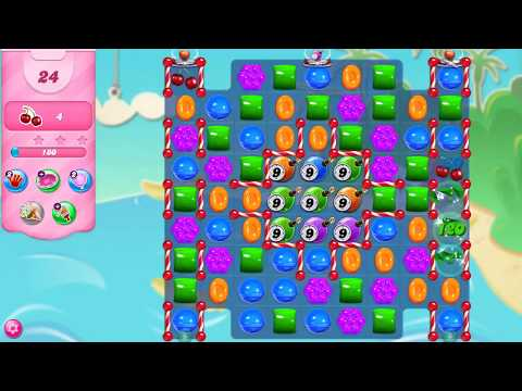 Candy Crush Saga Level 3287 NO BOOSTERS