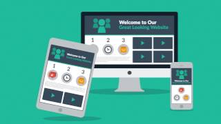 Explainer video animation for websites