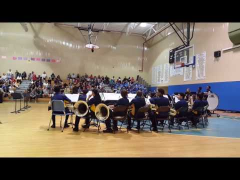 Palm Springs Middle School Symphonic Band