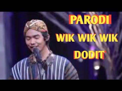 PARODI VIDEO LUCU !! DODIT MULYANTO  stand up comedy