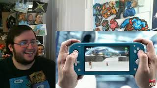 """Gors """"First Look at Nintendo Switch Lite"""" REACTION"""