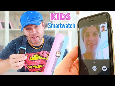 LATEST KIDS SMARTWATCH ⌚ Packed with Features | Laxcido 4G