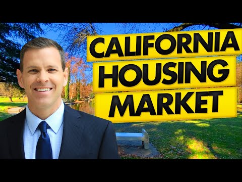 Alarming NEW Report: California Housing Market Update