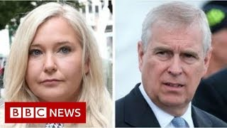 Epstein Accuser Stands By Her Allegations - Bbc News