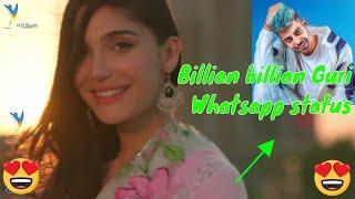 Billian Billian | GURI | SUKHE | Punjabi New Songs 2018 | New Punjabi Songs|New Whatsapp Status,