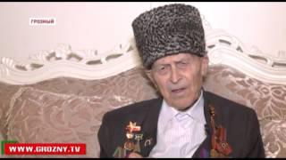 Глава города Грозного в преддверии Дня Победы посетил ветеранов Великой Отечественной войны