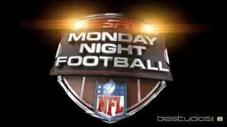 Raiders/Chargers September 10, 2012: Monday Night Football Theme ESPN: News Channel Review/Critique