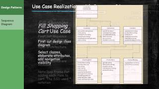 OO Systems Analysis and Design - Use Case Realizations (Part 10)